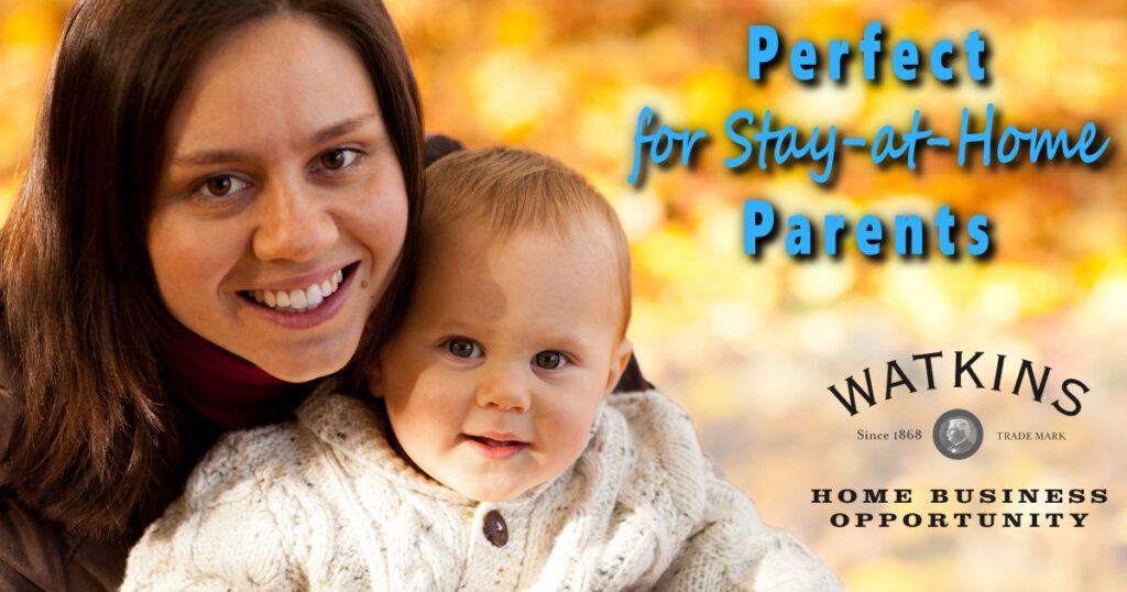 Are You a Stay at Home Parent?