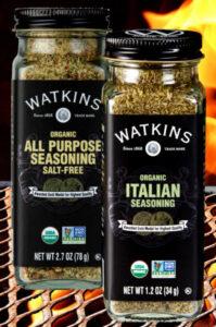 All Purpose and Italian Seasonings